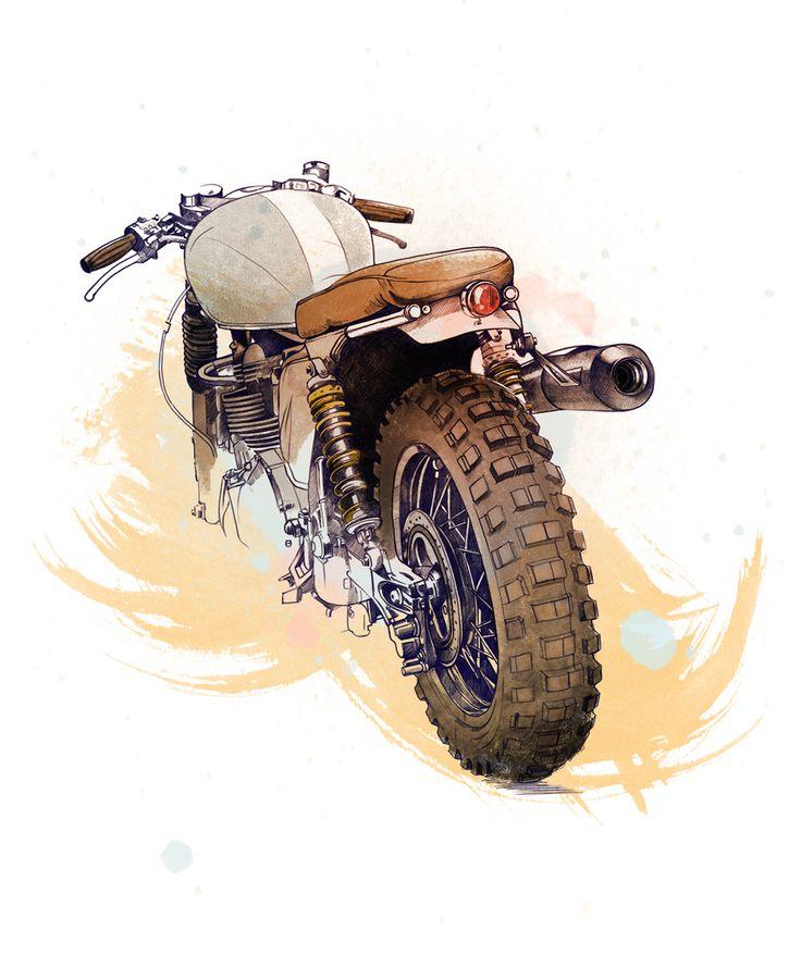 motorcycle art dirt                                                                                                                                                                                 Mais