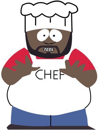 Chef - South Park.