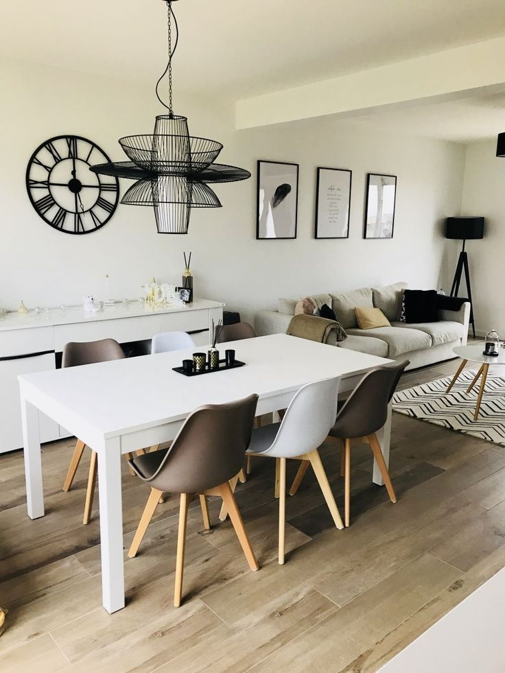 42++ Deco salle a manger cocooning ideas in 2021