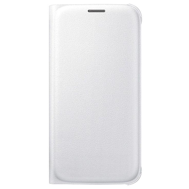 Samsung Galaxy S6 Lommebok Veske WG920PW- Hvit