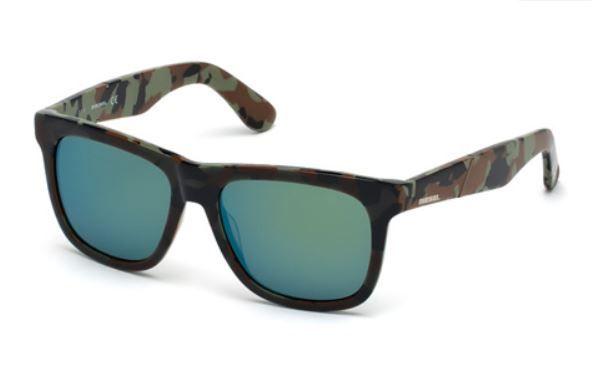 Diesel Sunglasses, DL0016 98Q