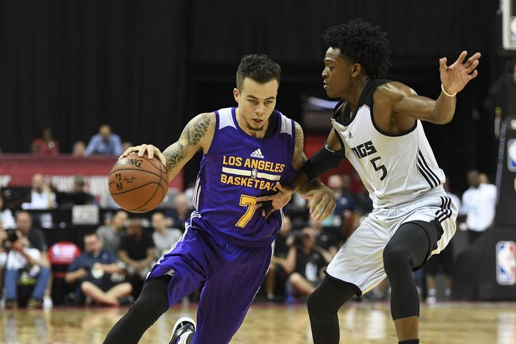 NBA Summer League schedule 2017: Times, TV channels, and live stream for Wednesday in Las Vegas
