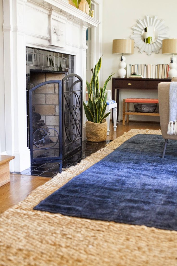 Navy Rug Living Room 17 Best Images About Dream Home On Pinterest Jasmine Shag Rugs