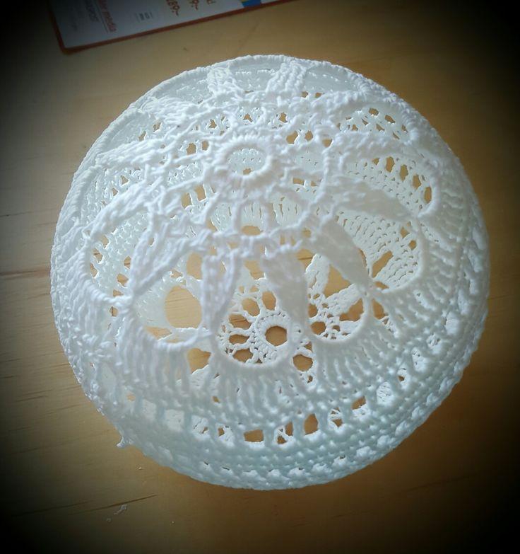 Crochet#Lightball#Virkad#Ljusboll