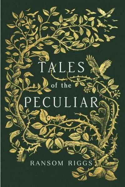 A beloved part of the Miss Peregrine series mythology, TALES OF THE PECULIAR is a deluxe illustrated collection of the fairy tales introduced in Riggss #1 bestselling series.