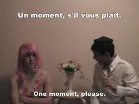 One Semester of French - Love Song, So hilarious!!