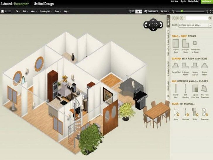 Accessories, The Awesome Autodesk Home Styler Untitled Design With Black  Feeling Make Your Own House