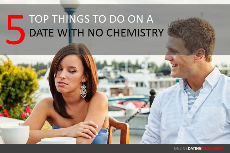 Online Dating No Chemistry In Person