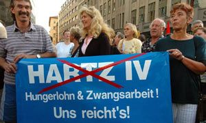 """B.Knight, '""""Hartz reforms"""": how a benefits shakeup changed Germany' in The Guardian (2013)."""
