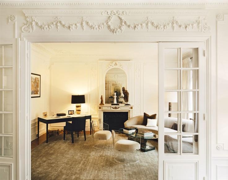 """Ambroise Tézenas,  """"Dans le salon de Kilian Hennessy"""" for NUMERO (France)"""