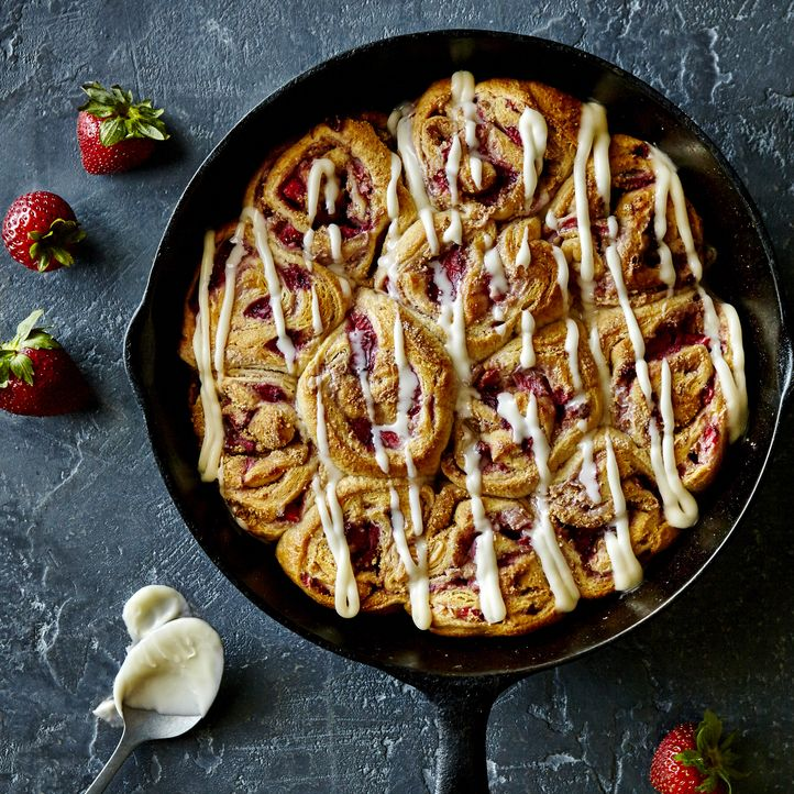 These shortcut sweet rolls are the perfect special treat for a weekend brunch, but the truly beautiful thing about them is that they're...