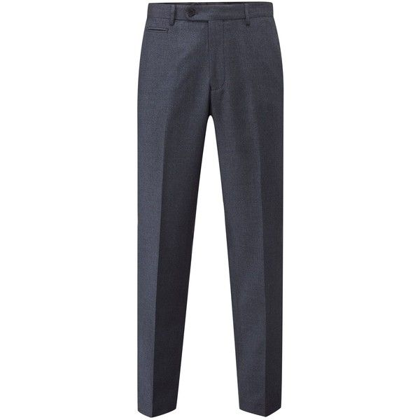 Skopes Kelham Suit Tailored Trouser (3.530 RUB) ❤ liked on Polyvore featuring men's fashion, men's clothing, men's pants, men's dress pants, mens slim fit dress pants, mens lined pants, mens slim fit suit pants, mens slim pants and mens slim fit pants