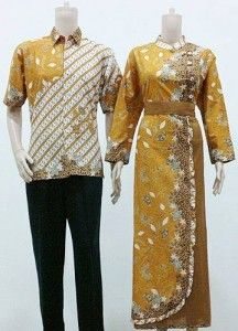 Baju Batik Muslim Terabru Januari 2016