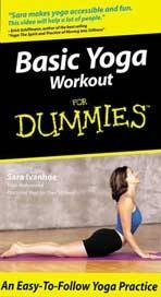 Basic #yoga for dummies, I have this, it is good!