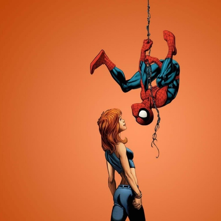 17 Best images about Mary Jane Watson on Pinterest | Stan ...