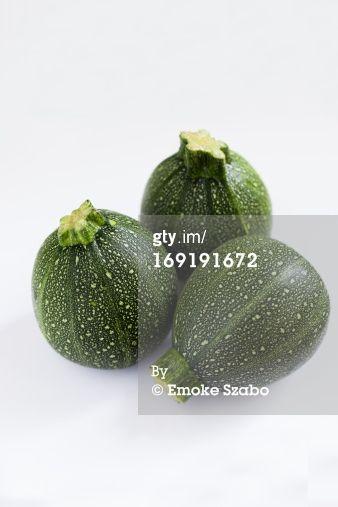 round zucchini by Emoke Szabo