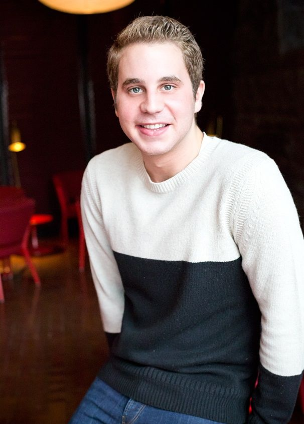 New BOOK OF MORMON star Ben Platt on his FROZEN friends and prepping for PITCH PERFECT 2