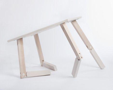 bambi table by caroline olsson// legs