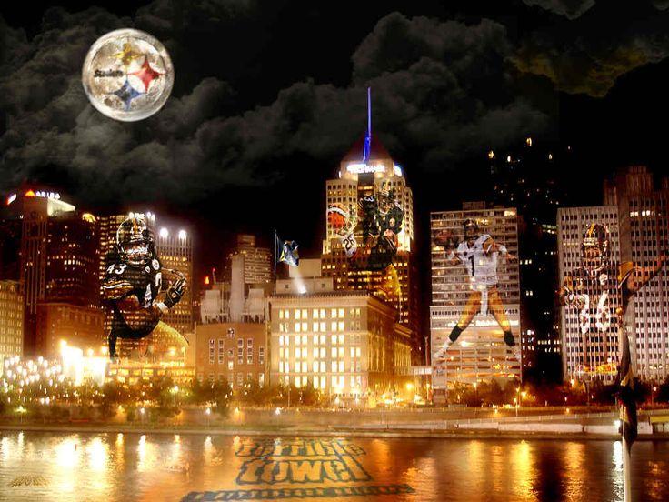 Steelers Desktop Wallpaper For Computer | Badass desktop wallpaper - Steelers Fever Forums