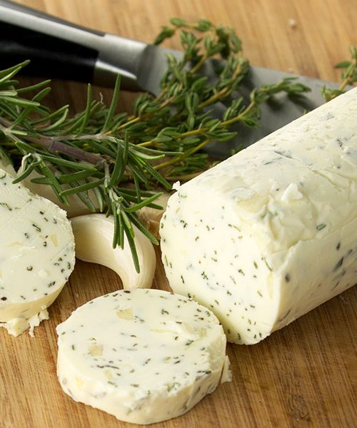 Compound Butter {for Steak,Turkey & More}- easy and makes everything delicious!