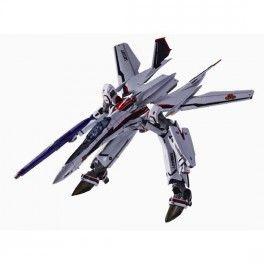 Macross F - DX Chogokin VF-25F Messiah Valkyrie Alto Saotome Renewal Ver. [Bandai DX Chogokin] (Neuf - Boite abimée)