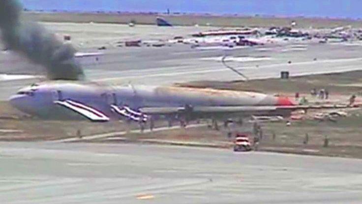 Nuevo video: momento exacto del accidente de un Boeing de ... - RT en Español - Noticias internacionales