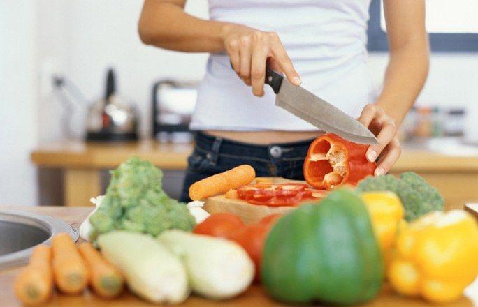 Diät aus Heft 43: 7 Pfund in 5 Tagen mit der Gemüse-Blitz-Diät