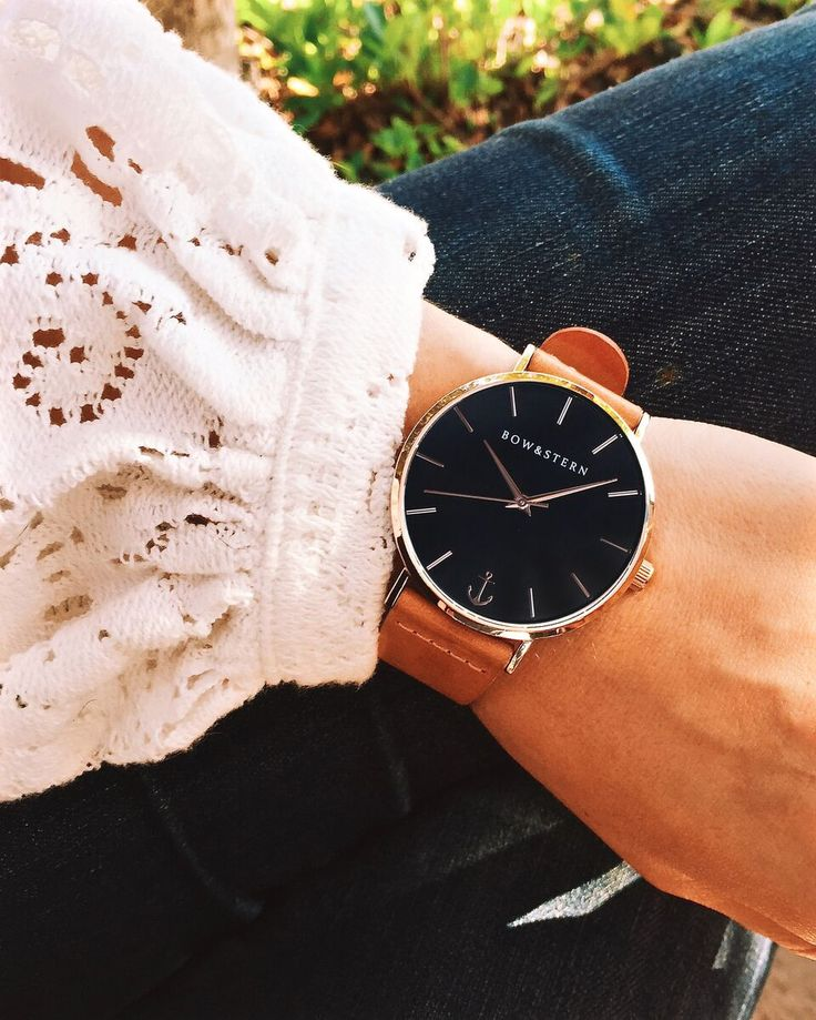 The Catalina by Bow & Stern is a sleek and sophisticated nautical inspired timepiece featuring rose gold accents by @bowandsternofficial  #watches