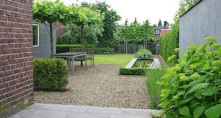 109 best images about tuinontwerp moderne tuinen on pinterest - Eigentijdse landscaping ...