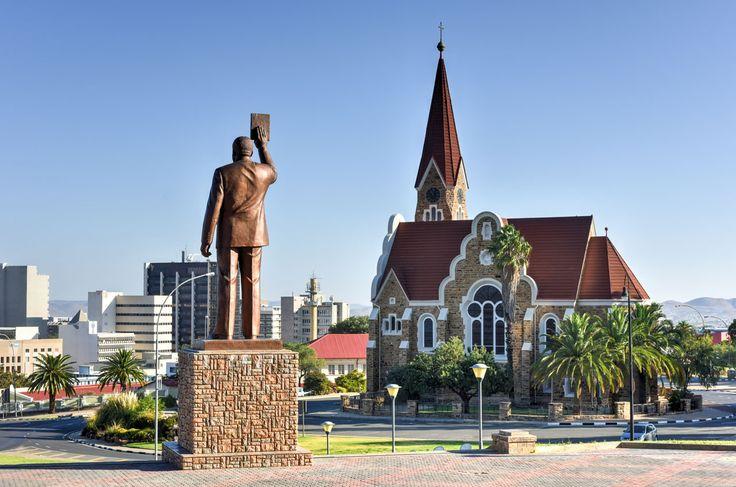 Windhoek – Start zum unvergesslichen Namibia-Botswana Roadtrip