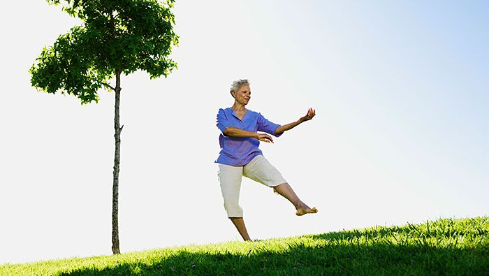 Recovering from a Stroke: Tai Chi Exercises | Go Red For Women