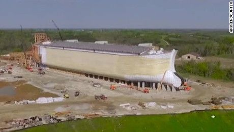 Noah's Ark opens at Kentucky theme park - CNN.com