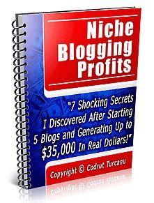 Blogging for your niche – Make money blogging