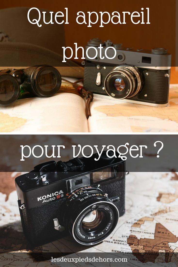 Vous partez en voyage, en vacance, en week-end ? Vous hésiter encore pour choisir votre appareil photo ? Un reflex ? Hybride ? Bridge ? Smartphone ? Polaroid ? Je vous guide dans votre choix pour choisir quel appareil photo choisir pour un voyage !