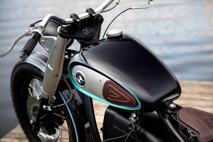 Bavarian Bobber: Titan's extraordinary BMW R50/3