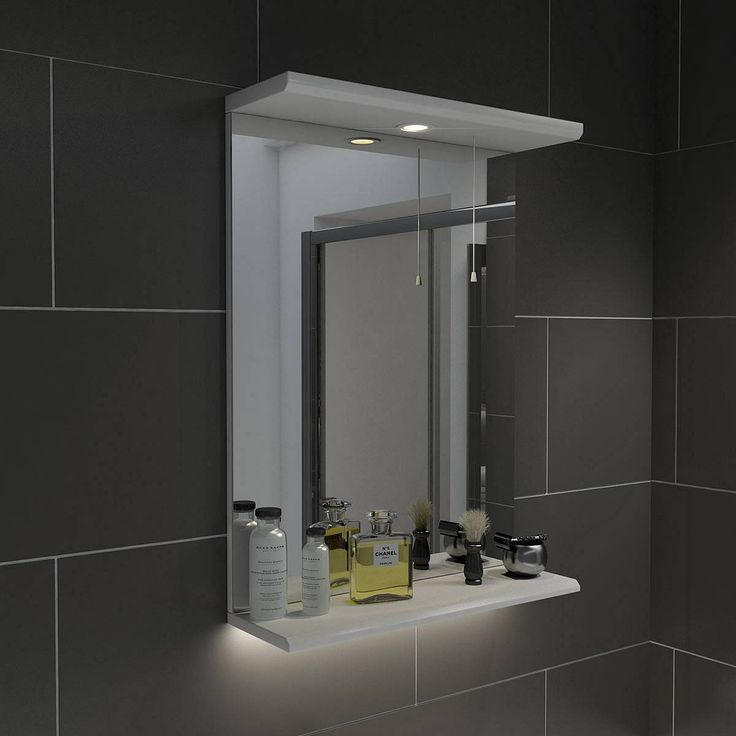 Bathroom Lights Victoria Plumb sienna white 41 mirror with lights now only £69.99 from victoria