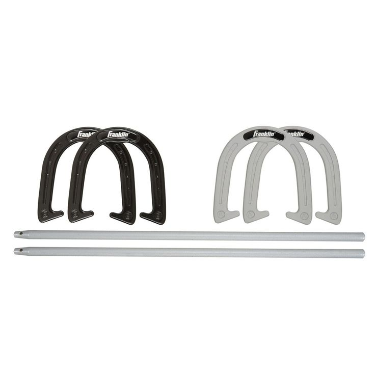 Franklin Sports Advanced Horseshoe Set,