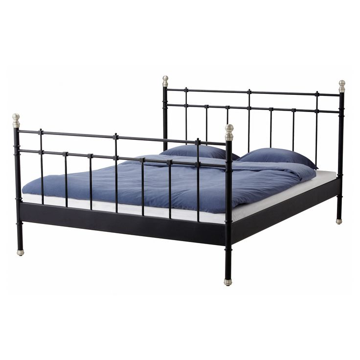 prodigious Black Bed Frame Queen Ikea Part - 5: SVELVIK Bed frame - Queen - IKEA   Home (Dream u0026 PCS-able)   Pinterest   Bed,  Bed Frame and Bedroom.