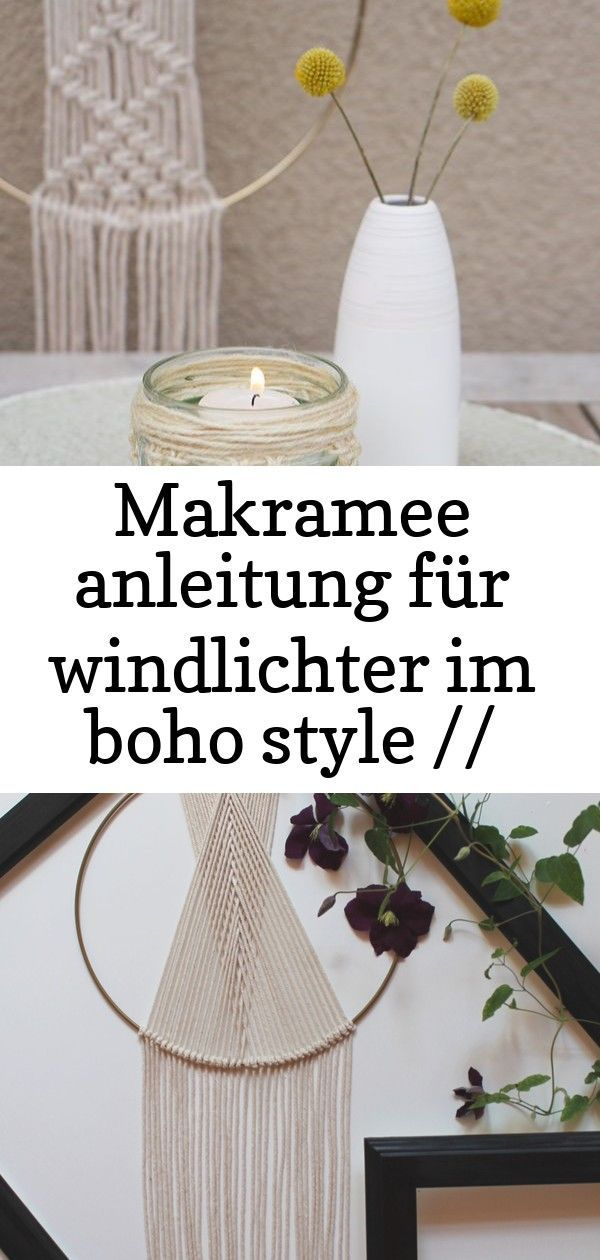 Boho Basic Line Anleitung