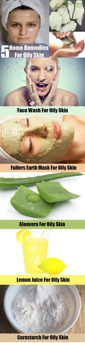 how to get rid of really oily skin