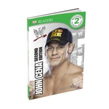 John Cena DK Reader Book: Level 2