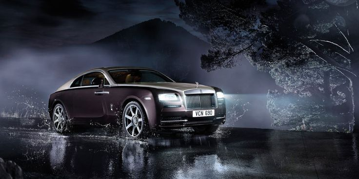 2014 Rolls Royce Wraith: 6.6 Liter V12 with 624 Horsepower. 0 to 60 mph in 4.4 seconds. Est. price $316,810.00