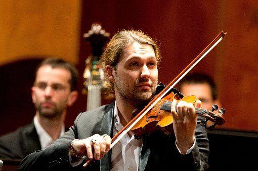 Konzert in der Philharmonie am Gasteig: So geigt David Garrett Vivaldis Vier Jahreszeiten | abendzeitung-muenchen.de