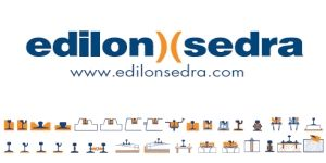 Ray Bağlantı parçaları kullanılmadan, gömülü ray çözümleri sunan firma edilon)(sedra