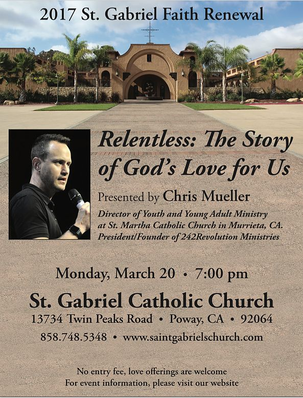St Gabriel Church Poway | Chris Mueller