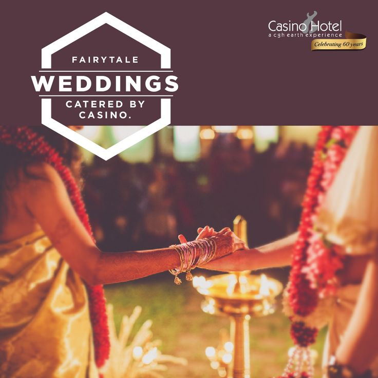 Casino Hotel's event team will take the stress out of wedding planning. Design your dream wedding with our event and catering experts. Our catering services are available pan-Kerala.