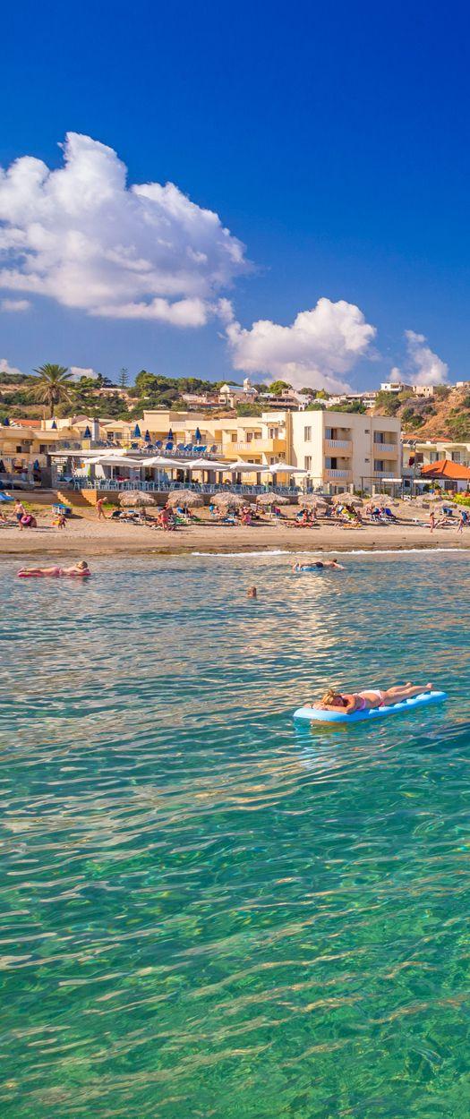 Platanias Beach ~ Crete, Greece