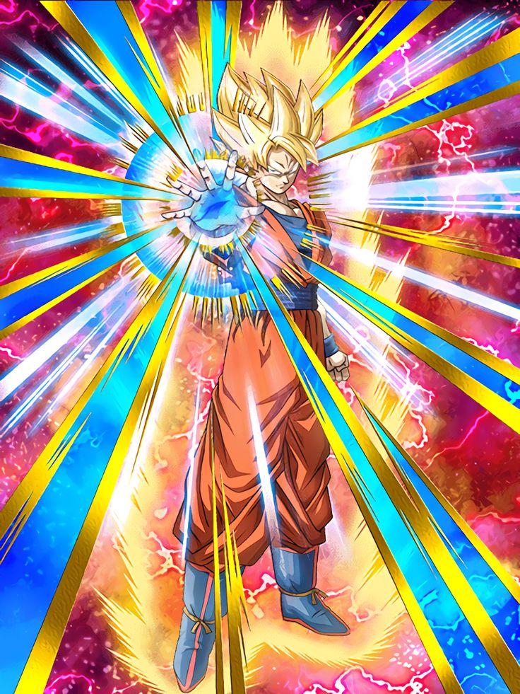 [Immovable Entity] Super Saiyan Goku/Dragon Ball Z: Dokkan Battle