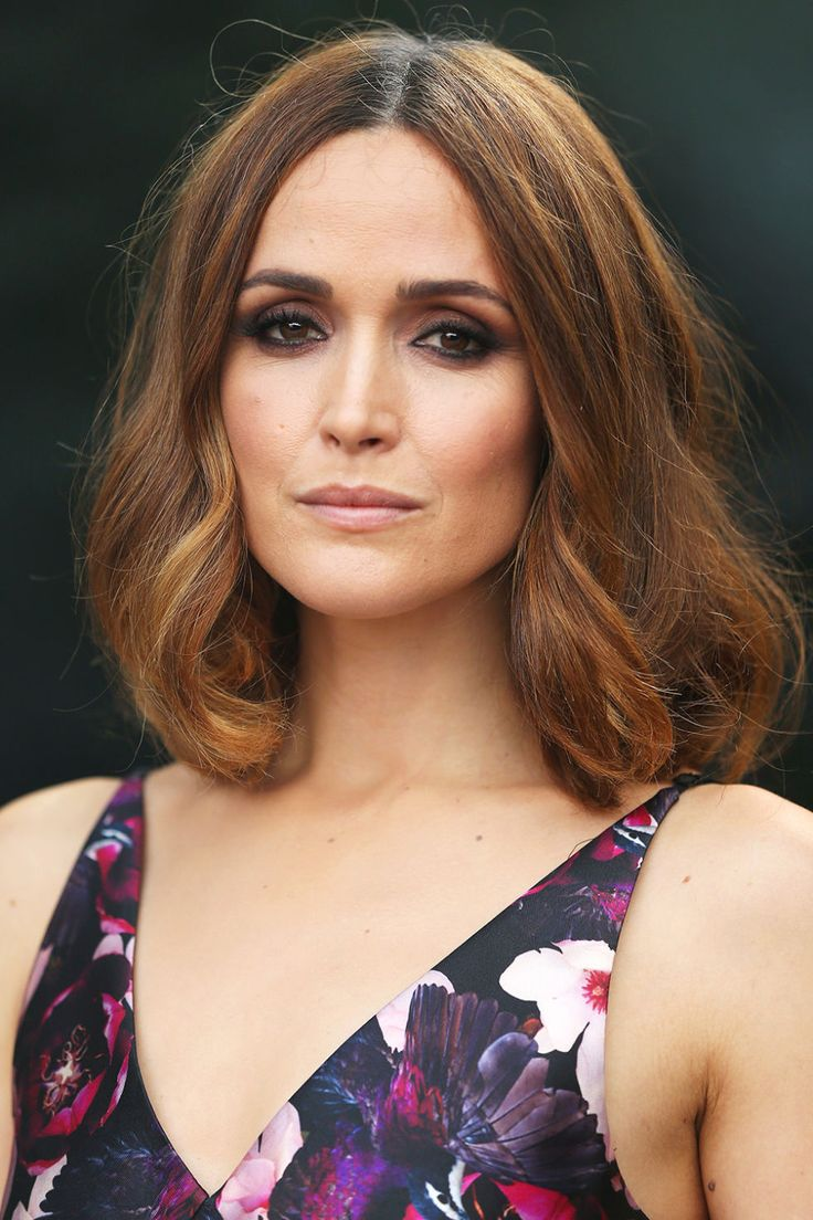 Best 25 Rose Byrne Hair Ideas On Pinterest Hair With