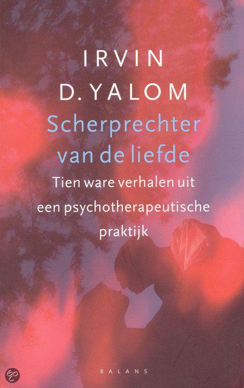 bol.com | Scherprechter Van De Liefde, I. D. Yalom | Boeken